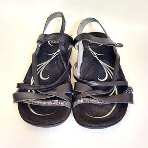 ABEO Strappy Bio System Sandals Women's Size 9